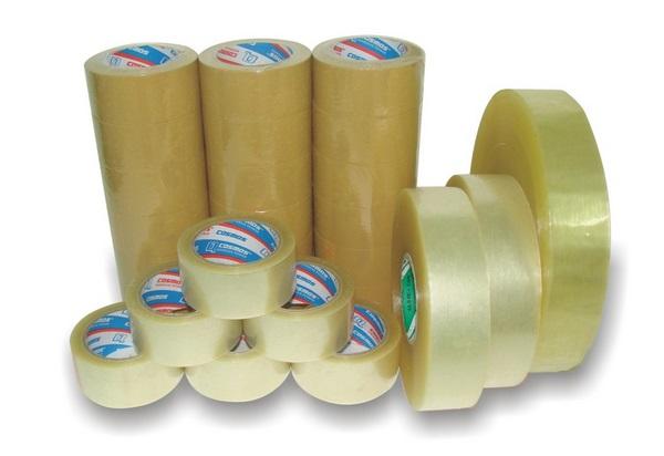 Băng dính là dòng sản phẩm có tính chất kết dính