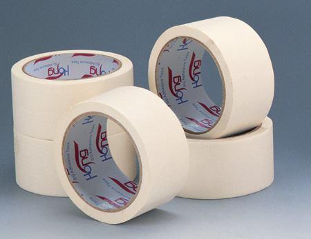 Băng dính giấy được ứng dụng rộng rãi trong nhiều lĩnh vực