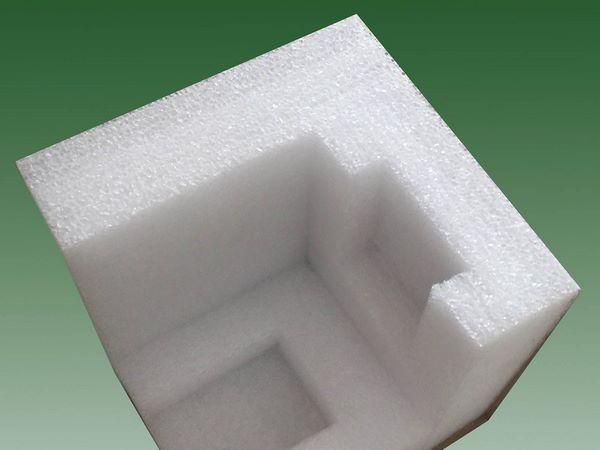 Tạo khuôn định hình với mút xốp PE foam