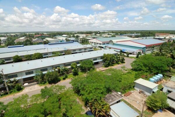 Khu công nghiệp tại huyện Ứng Hòa