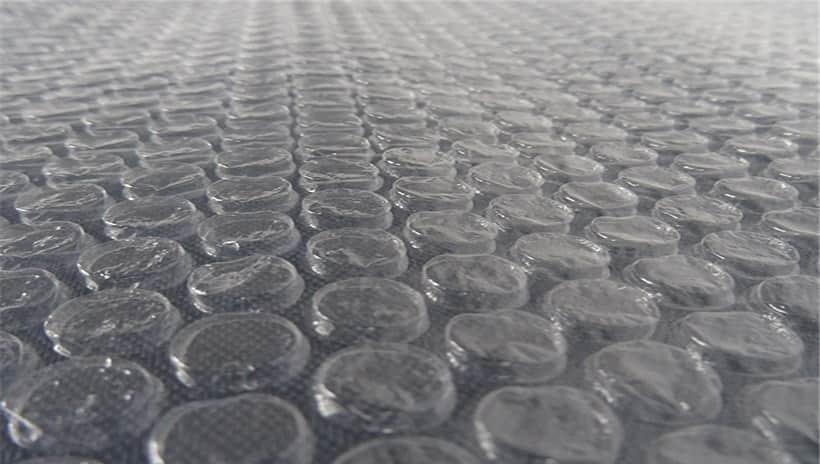 cấu tạo cuộn xốp hơi 80cm dài 100m