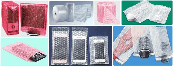 Hàng hóa điện tử cần được đóng gói và bọc hết sức cẩn thận