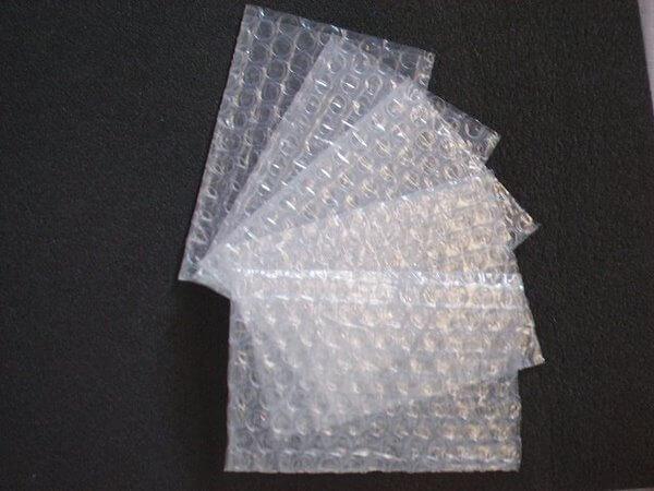 Túi bóng xốp có độ bền cao và có thể tái sử dụng nhiều lần