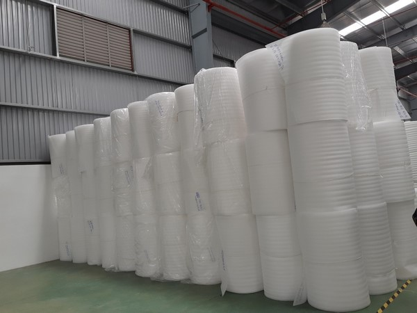 Cuộn mút xốp PE Foam 20mm