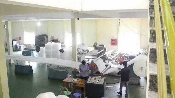 Cơ sở sản xuất cuộn mút xốp PE Foam 3mm