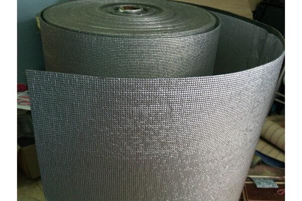 Mút xốp PE Foam tráng bạc