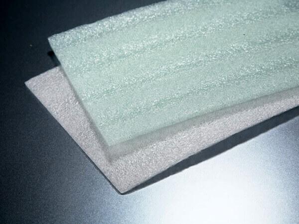 Xốp PE foam định hình chống tĩnh điện