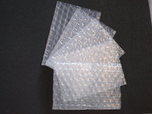 Túi xốp bong bóng khí bảo vệ linh kiện điện tử