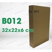 Hộp carton B012 kích thước 22x6x32cm