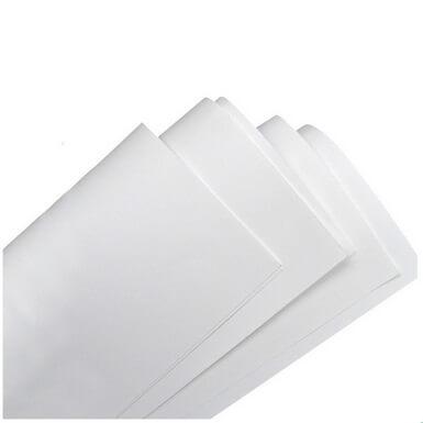 100 tờ giấy xi măng gói hàng màu trắng